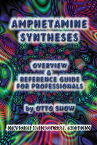 Image for Amphetamine Syntheses: Industrial