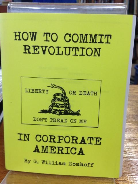 Image for How to Commit Revolution in Corporate America