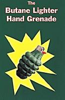 Image for The Butane Lighter Hand Grenade