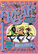 Image for The Fabulous Furry Freak Brothers Omnibus: Every Freak Brothers Story Rolled into One Bumper Package