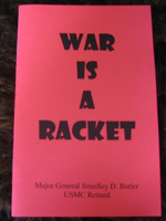 Image for War is a Racket