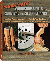 Image for Makeshift Workshop Skills for Survival and Self-Reliance: Expedient Ways to Make Your Own Tools, Do Your Own Repairs, and Construct Useful Things Out of Raw and Salvaged Materials