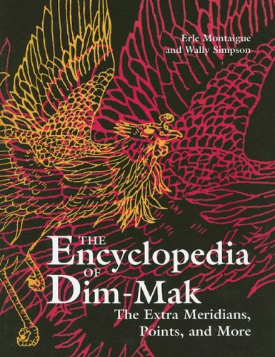 Image for The Extra Meridians, Points, And More (Encyclopedia of Dim Mak)