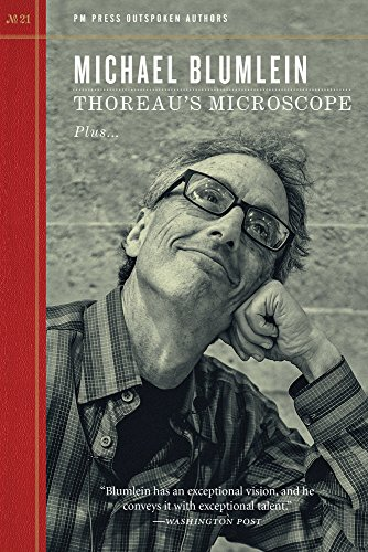 Image for Thoreau's Microscope (Outspoken Authors)