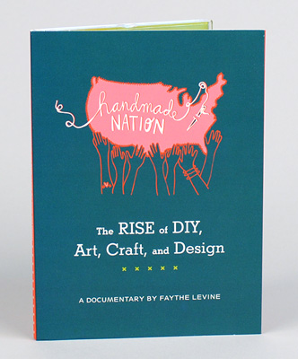 Image for Handmade Nation: The Rise of DIY, Art, Craft & Design DVD