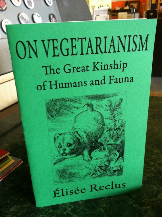 Image for On Vegetarianism: The Great Kinship of Humans and Fauna