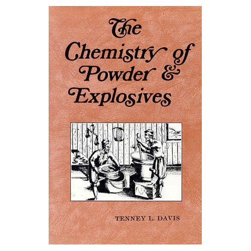 Image for Chemistry of Powder and Explosives