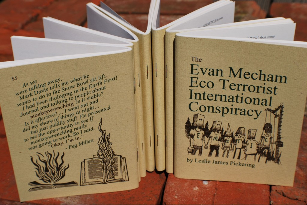 Image for The Evan Mecham Eco Terrorist International Conspiracy