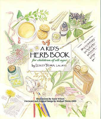 Image for A Kid's Herb Book