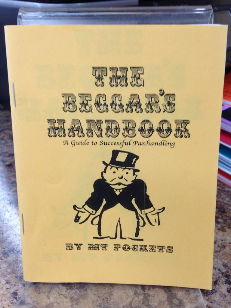 Image for Beggars Handbook