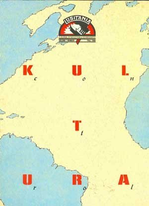 Image for Kultura (Control): 1 (Lusitania) by Edward Ball (1990-10-14)