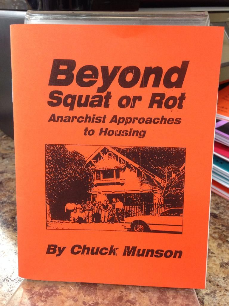 Image for Beyond Squat or Rot