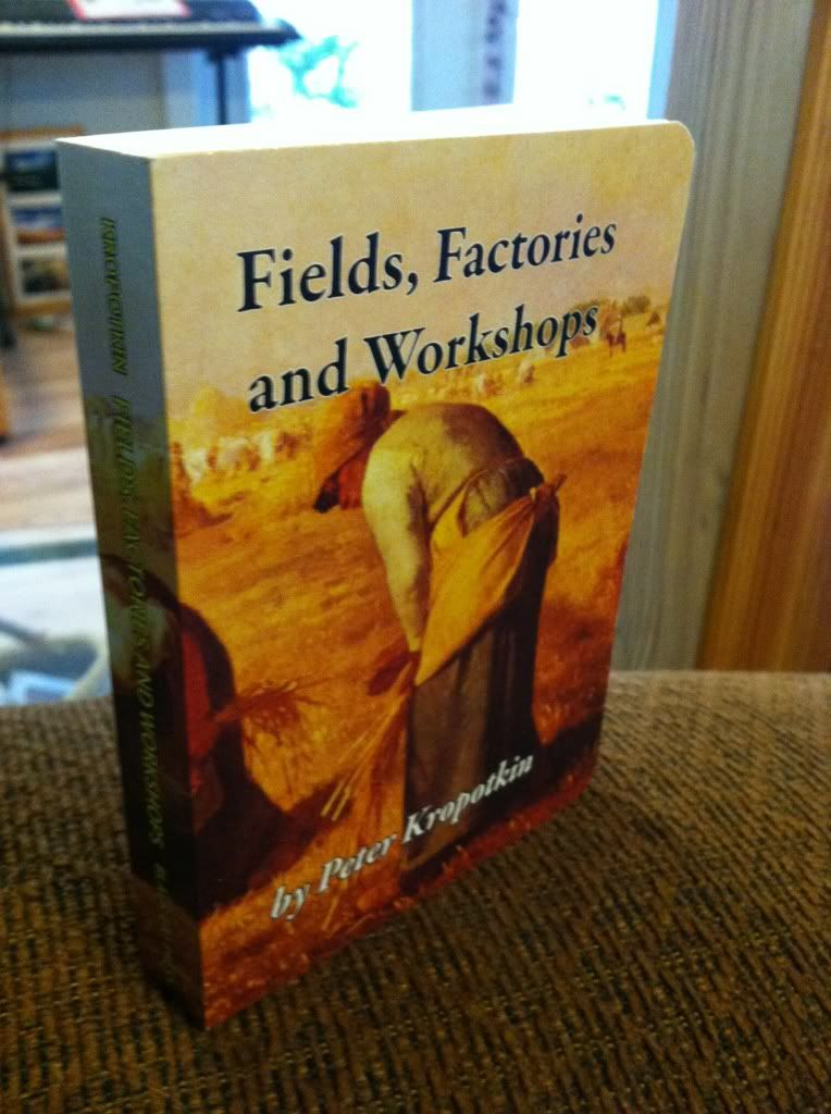Image for Fields, Factories and Workshops