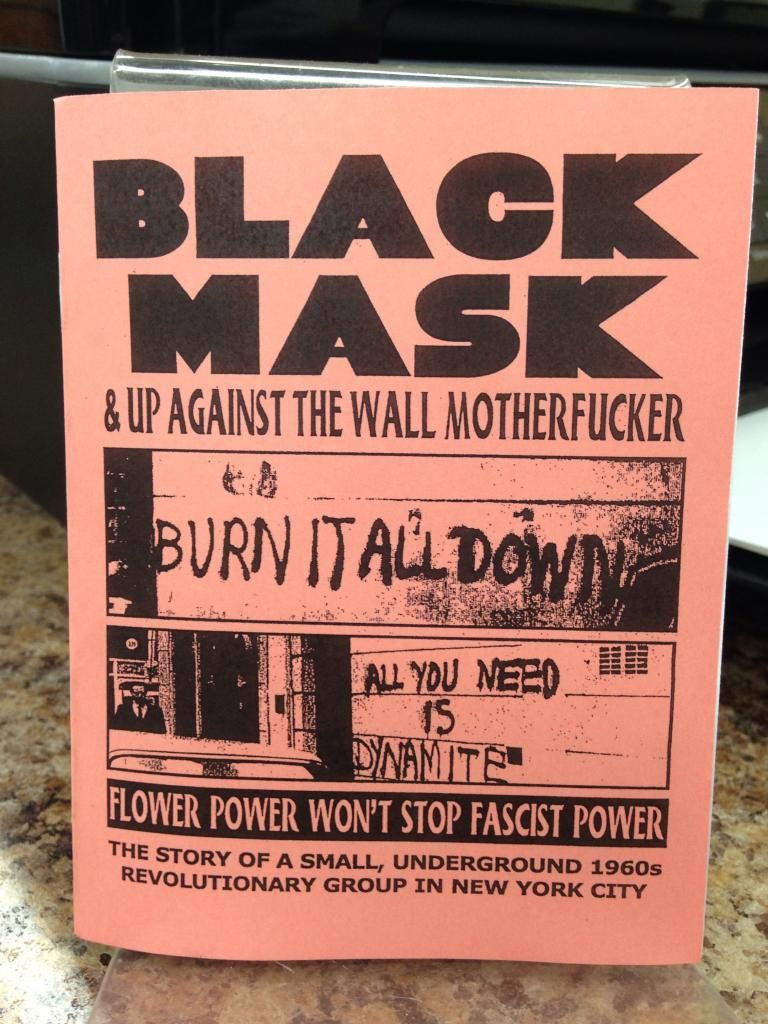 Image for Black Mask & Up Against the Wall Motherfuck