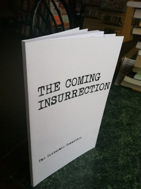 Image for The Coming Insurrection