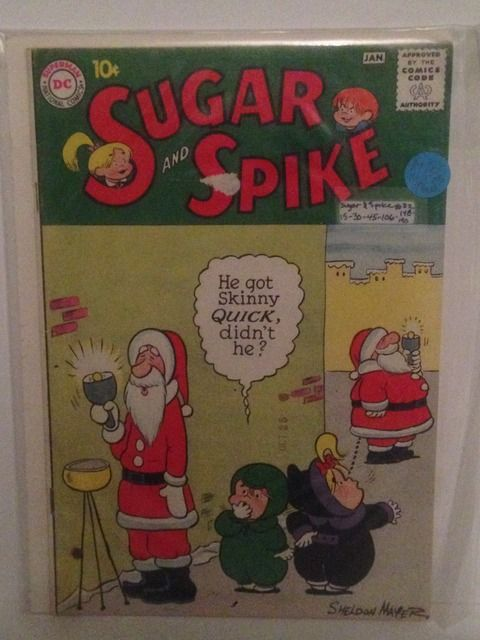 Image for SUGAR & SPIKE 32 GD+ Jan.1961