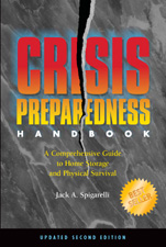 Image for Crisis Preparedness Handbook: A Comprehensive Guide to Home Storage and Physical Survival