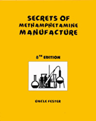 Image for Secrets of Methamphetamine Manufacture 8th Edition