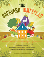 Image for The Backyard Homestead: Produce All the Food You Need on Just a Quarter Acre!