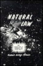 Image for Natural Law: Or Don't Put a Rubber on Your Willy