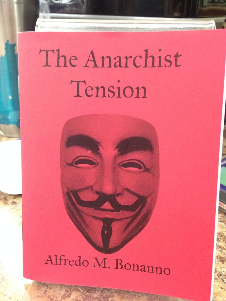 Image for Anarchist Tension