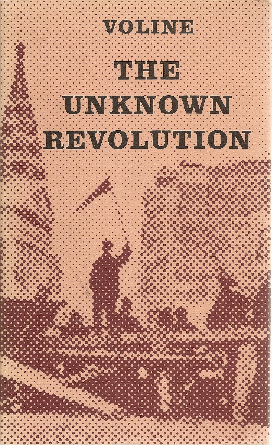 Image for The Unknown Revolution 1917-1921
