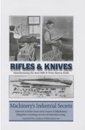 Image for Rifles and Knives: Manufacturing the Ross Rifle and Press-Button Knife