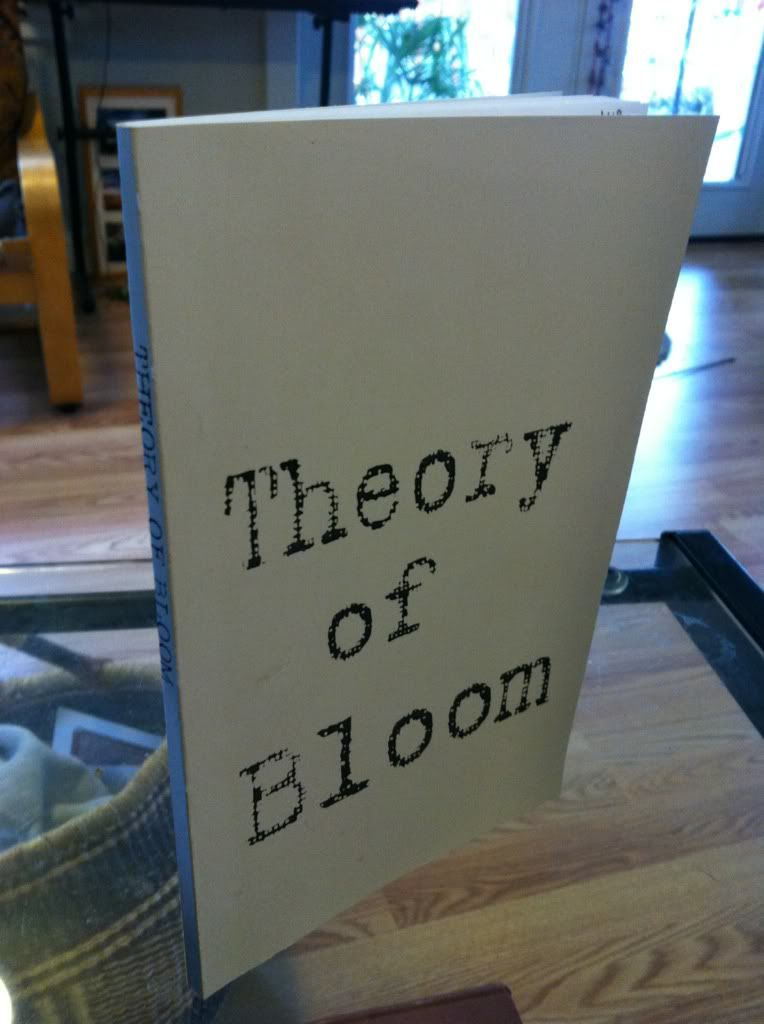 Image for The Theory of Bloom