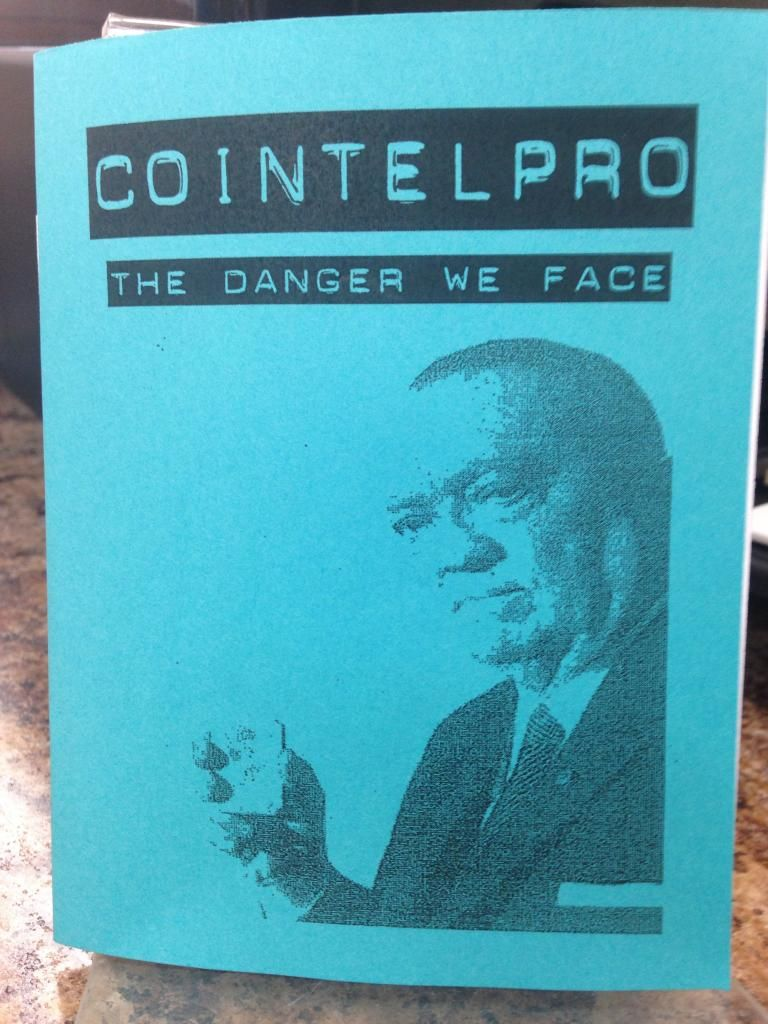 Image for COINTELPRO: The Danger We Face