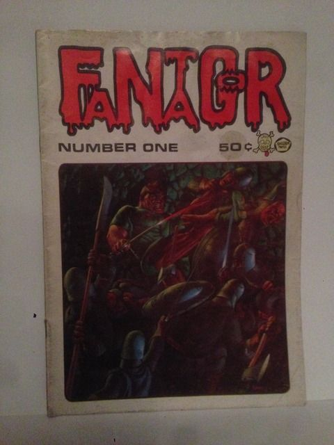 Image for FANTAGOR #1