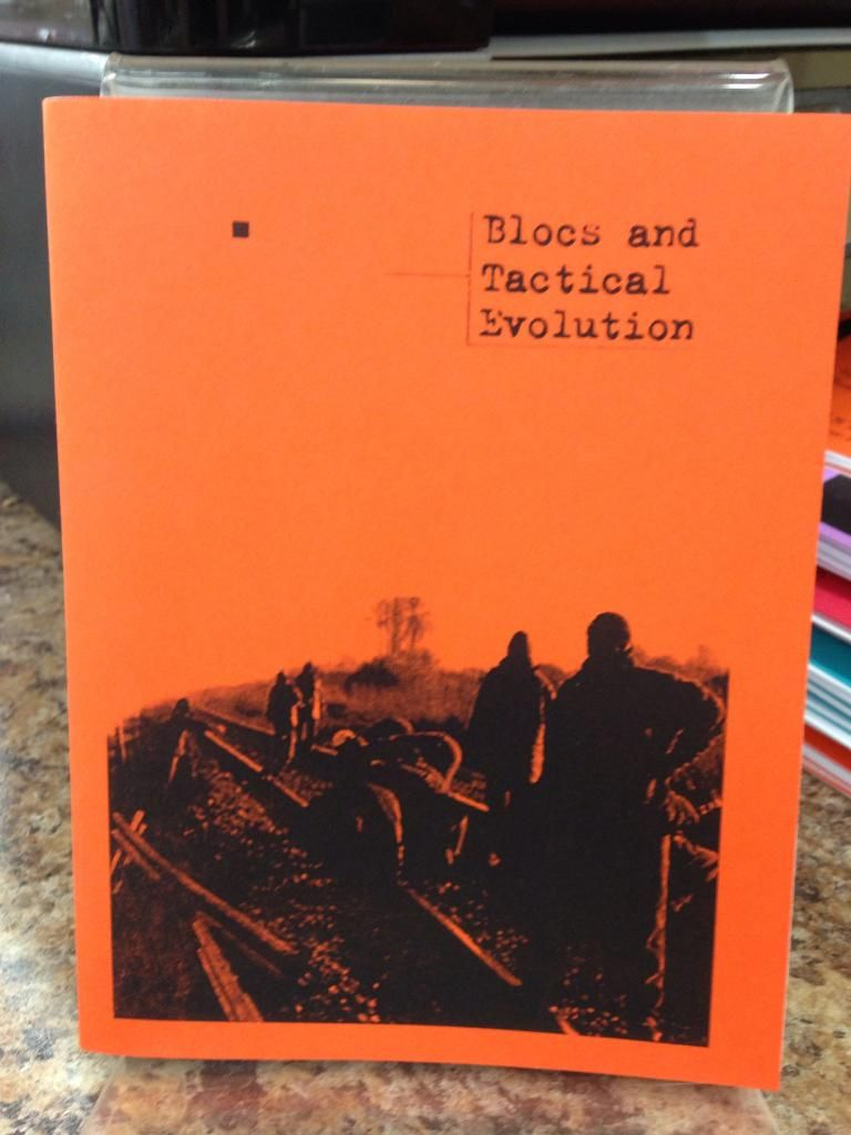 Image for Blocs & Tactical Evolution