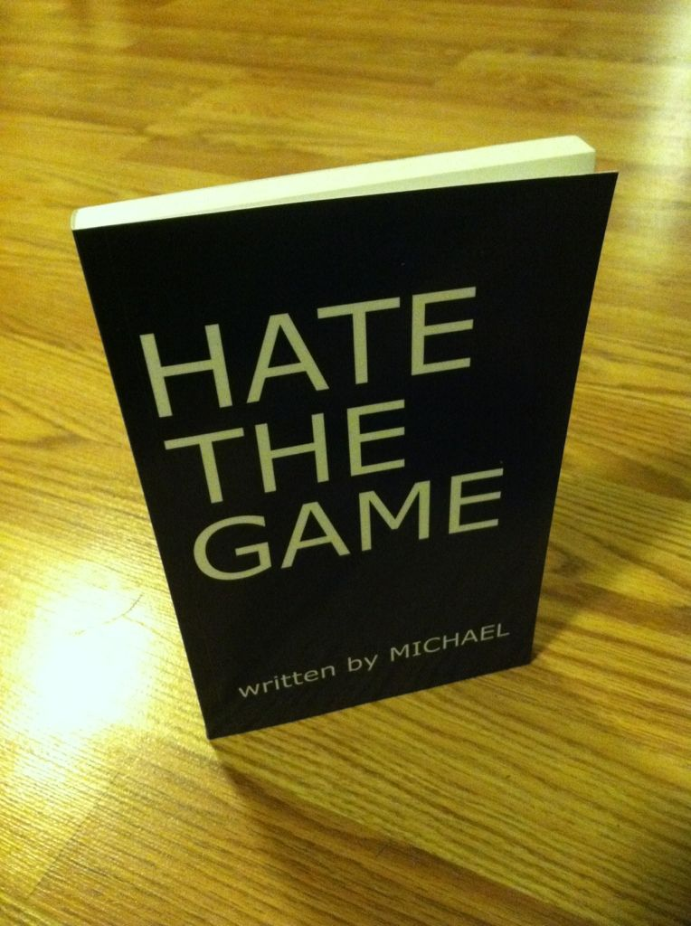 Image for Hate the Game