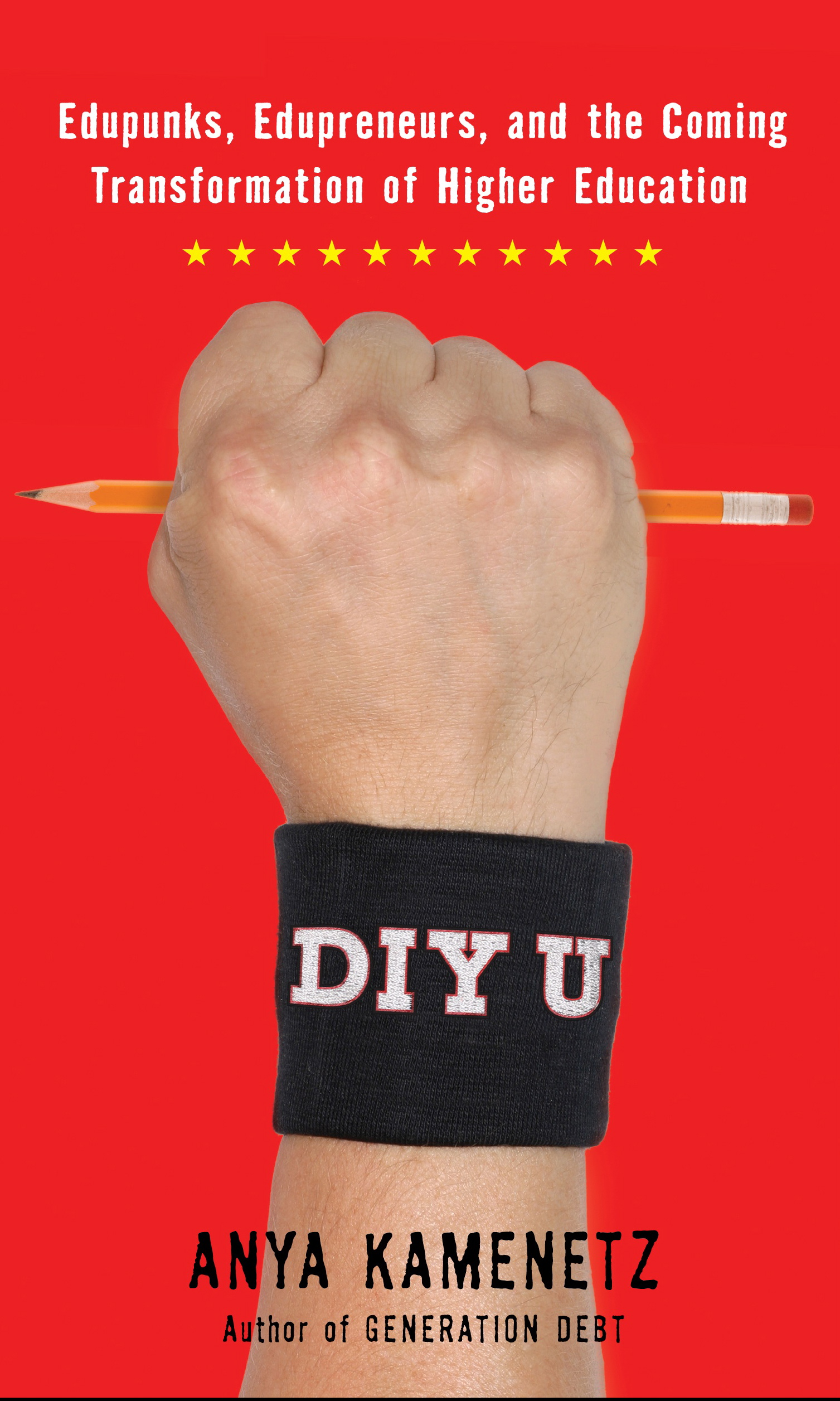 Image for DIY U: Edupunks, Edupreneurs, and the Coming Transformation of Higher Education