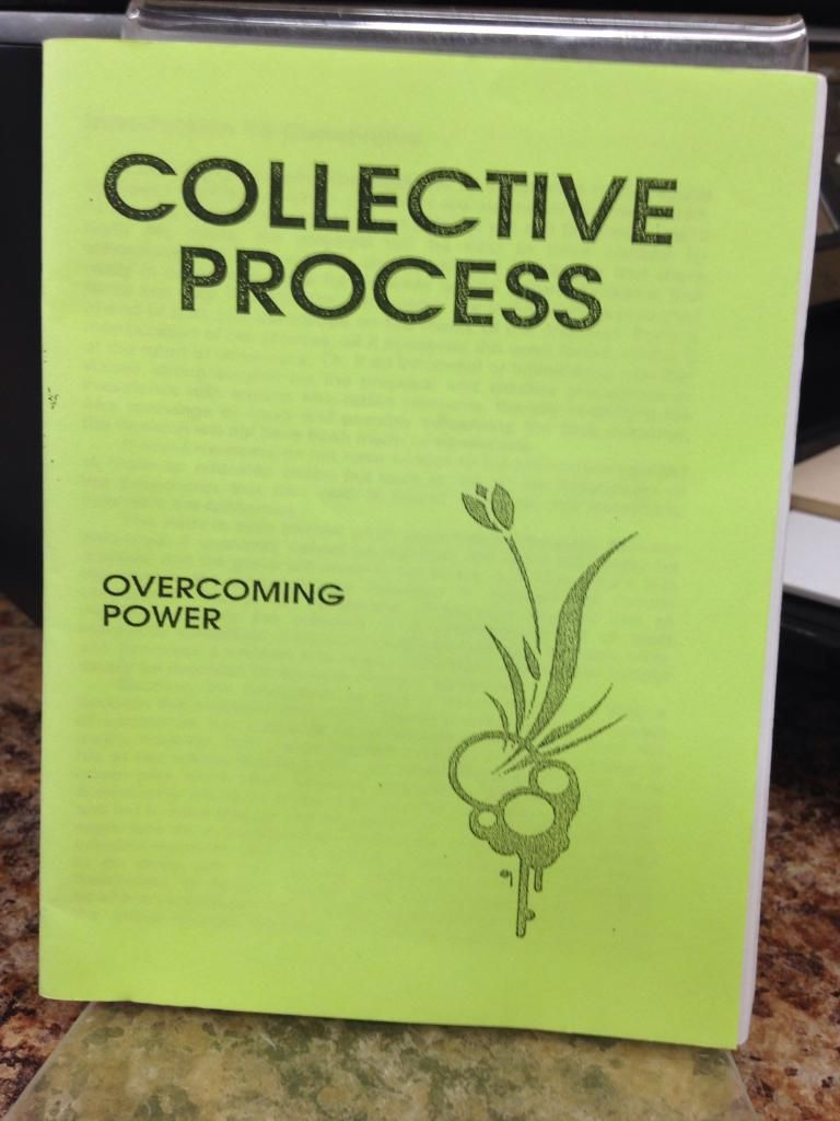 Image for Collective Process: Overcoming Power