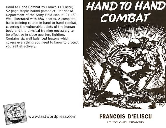 Image for Hand to Hand Combat