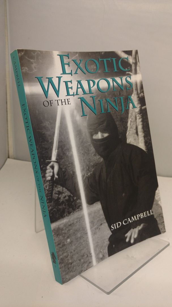 Image for Exotic Weapons Of The Ninja