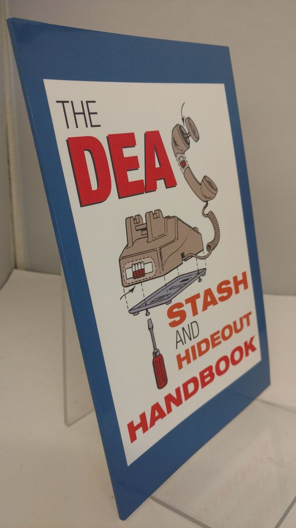 Image for DEA Stash And Hideout Handbook
