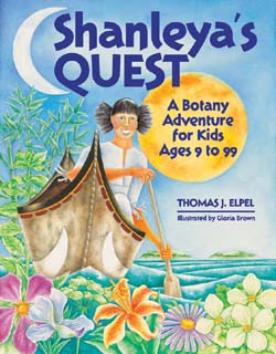 Image for Shanleya's Quest: A Botany Adventure for Kids Ages 9 to 99