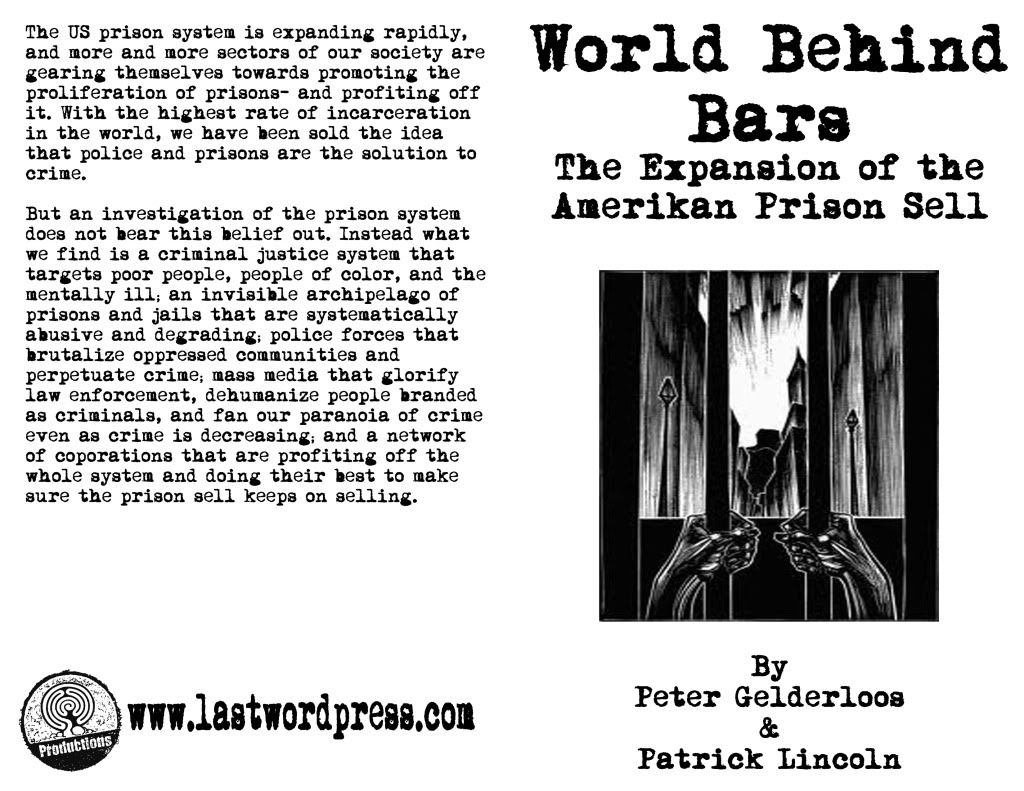 Image for World Behind Bars ? Expansion of the American Prison Sell
