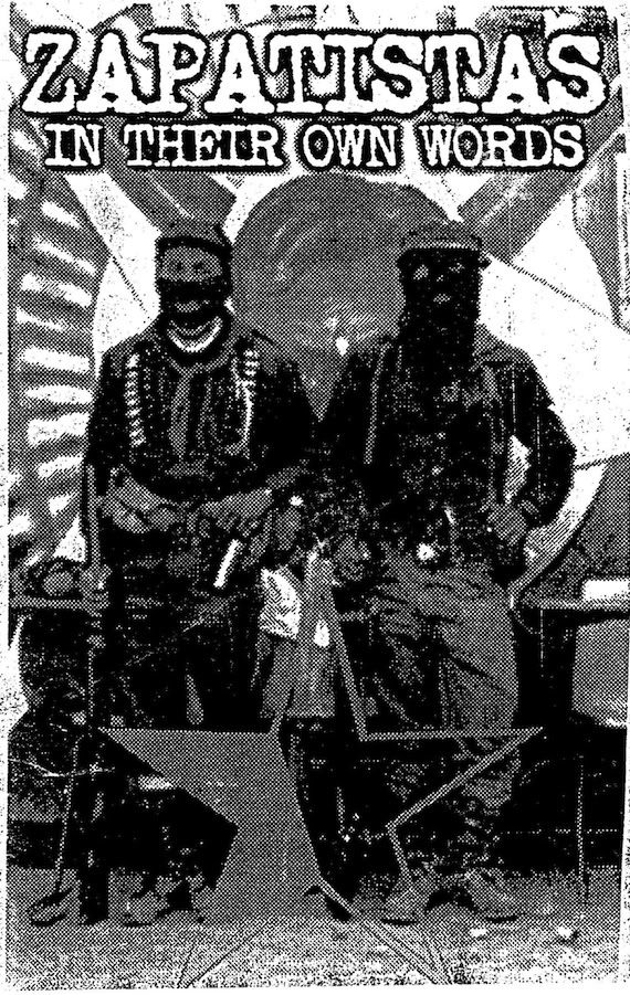 Image for Zapatistas in Their Own Words