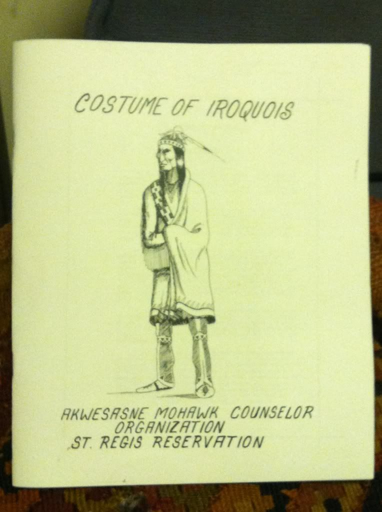 Image for Costume of Iroquois