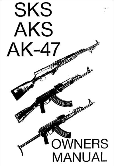Image for SKS AKS AK-47 Owner's Manual