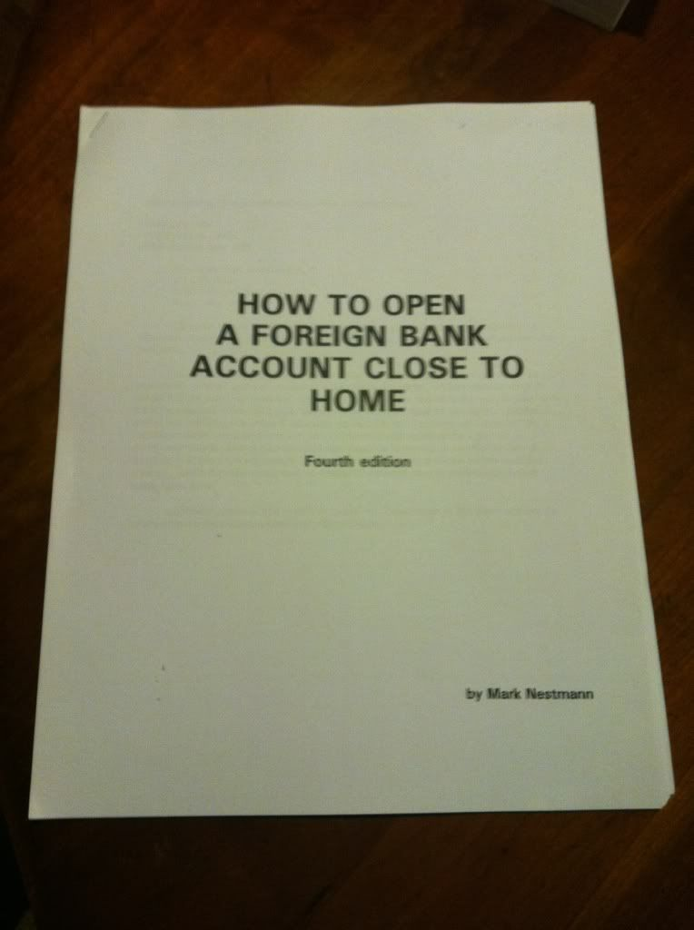 Image for How to Open a Foreign Bank Account Close to Home 4th Edition