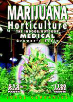 Image for Marijuana Horticulture: The Indoor/Outdoor Medical Grower's Bible