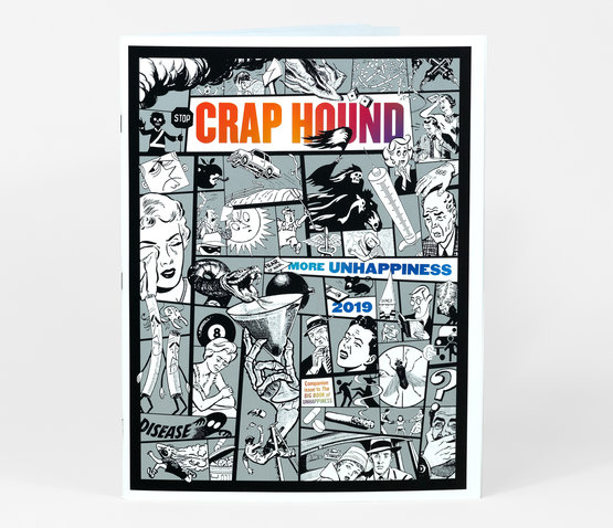 Image for Crap Hound More Unhappiness 2019 Edition