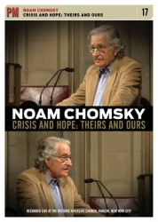 Image for Noam Chomsky Crisis and Hope: Theirs and Ours