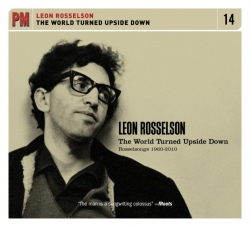 Image for The World Turned Upside Down: Rosselsongs 1960-2010