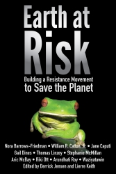 Image for Earth at Risk: Building a Resistance Movement to Save the Planet (Book)