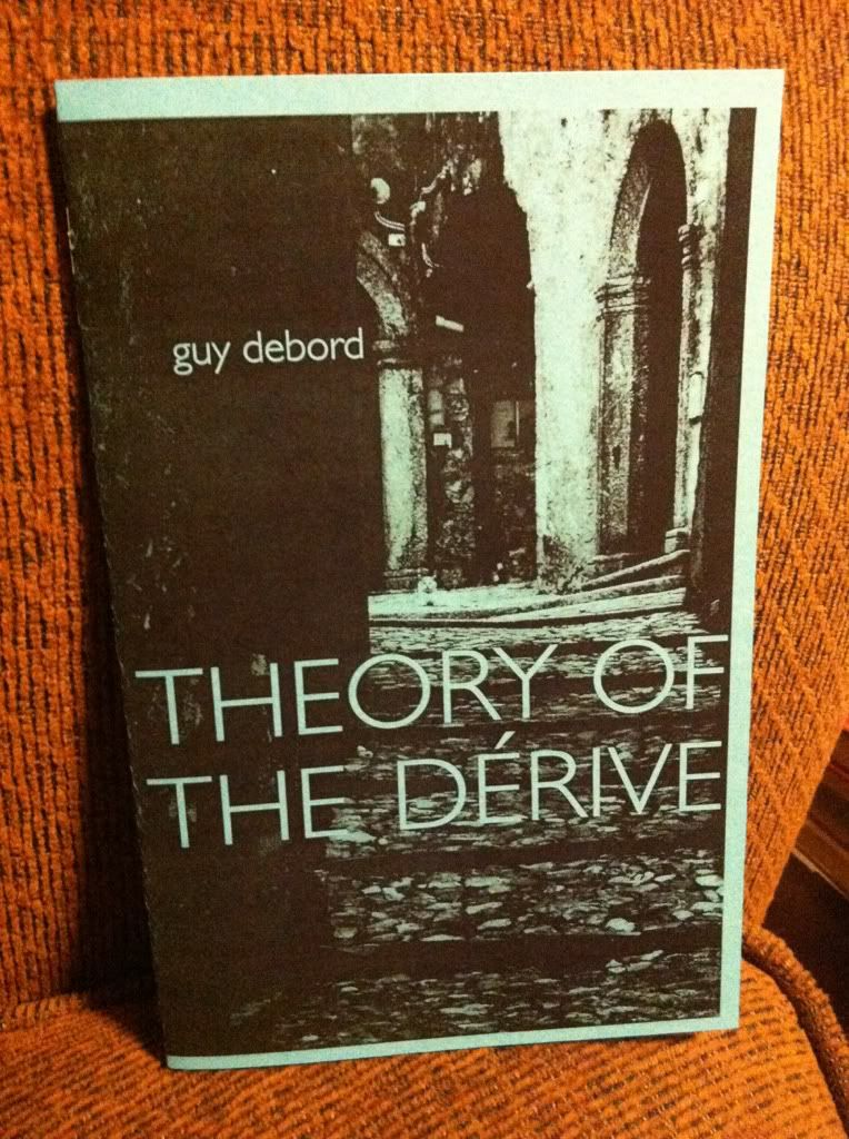 Image for Theory of the Dérive
