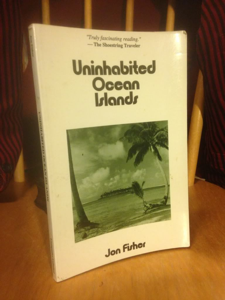 Image for Uninhabited Ocean Islands